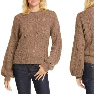 NSF • Rhea Sweater NWT